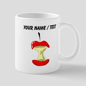 Custom Apple Core Mugs