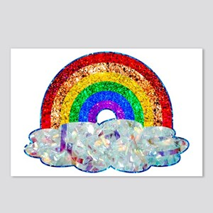 Glitter & Be Gay Postcards (Package of 8)