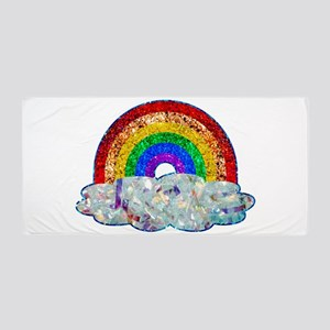 Glitter & Be Gay Beach Towel