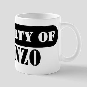 Property of Alonzo Mug