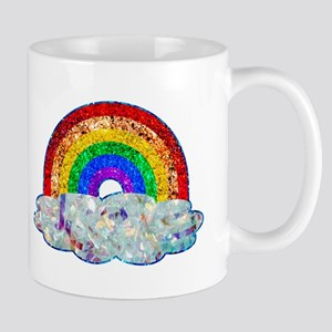 Glitter & Be Gay Mugs
