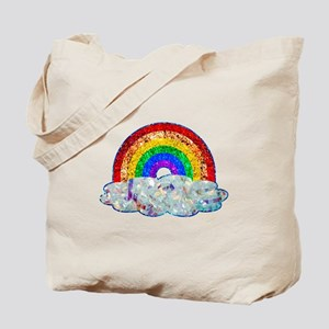 Glitter & Be Gay Tote Bag