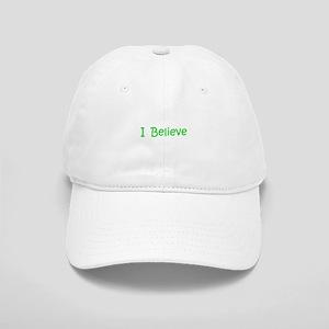 Green I Believe Cap