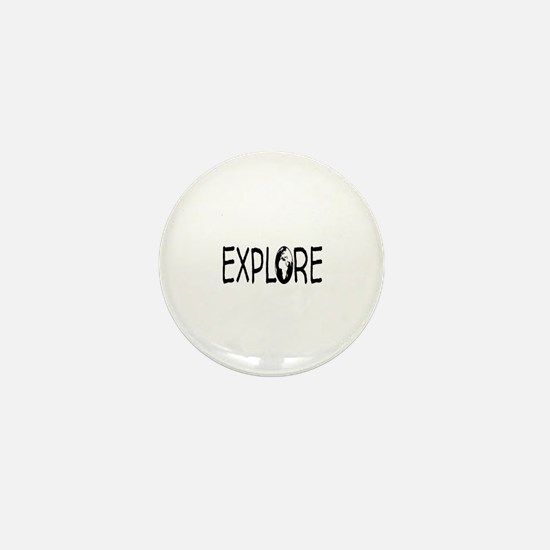 Unique Explore Mini Button