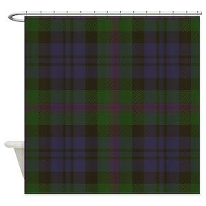 Baird Tartan Shower Curtains