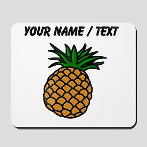 Custom Pineapple Mousepad