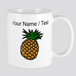 Custom Pineapple Mugs