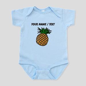 Custom Pineapple Body Suit