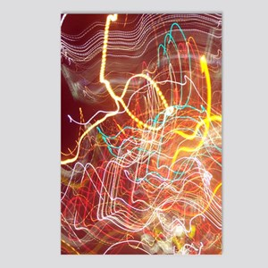Night Light Series Postcards (Package of 8)