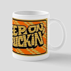 Keep on Truckin' retro design Mugs