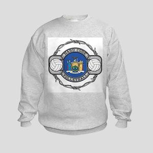 New York Volleyball Kids Sweatshirt