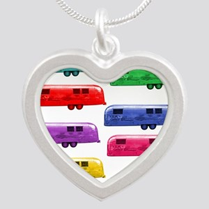 Airstream trailers candy colors Necklaces