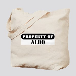 Property of Aldo Tote Bag