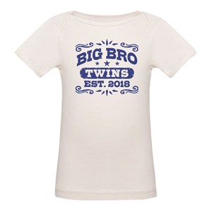 big brother twins organic baby t shirts cafepress
