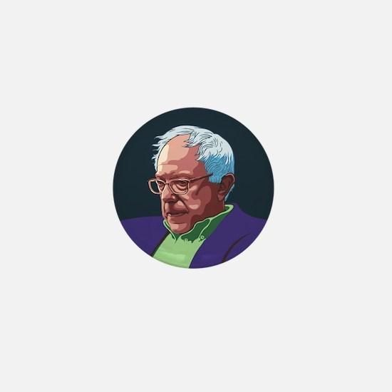 Bernie Sanders -col Mini Button