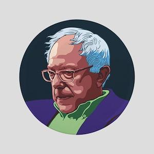 Bernie Sanders -col Button