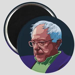 Bernie Sanders -col Magnet