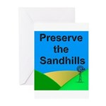 Preserve the Sandhills Greeting Cards (Pk of 20)