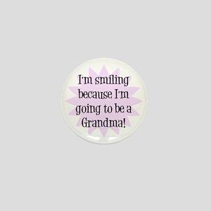 Going to be a Grandma! Mini Button