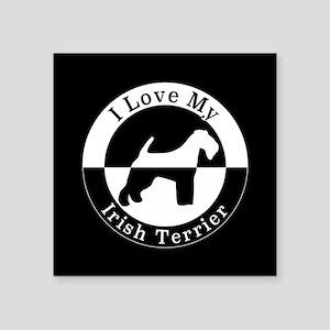 Irish Terrier Sticker