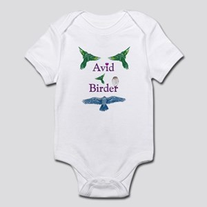 Avid Birder Infant Bodysuit