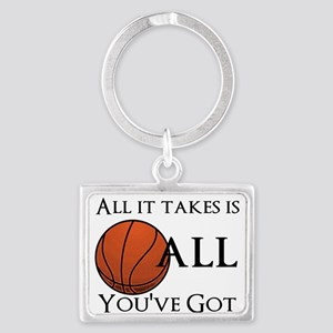 All It Takes Keychains