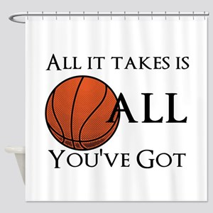 All It Takes Shower Curtain