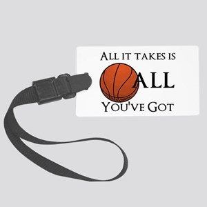 All It Takes Luggage Tag