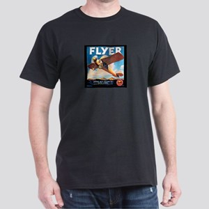 Vintage Flyer Dark T-Shirt