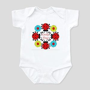 Ladybugs & Daisies Infant Bodysuit