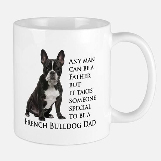 Frenchie Dad Mugs
