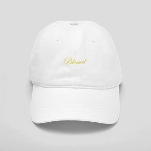 Gold Blessed Cap
