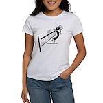 Kokopelli Volleyball Player Women's T-Shirt