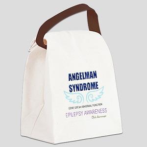 ANGELMAN Canvas Lunch Bag