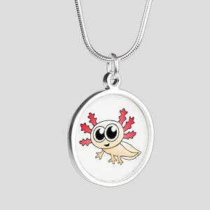 Cartoon Axolotl Necklaces