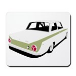 Lotus Cortina Mousepad