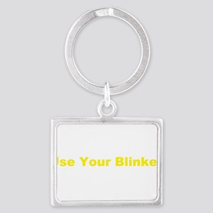 use your blinker Keychains