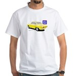 NSU Sport Prinz White T-Shirt