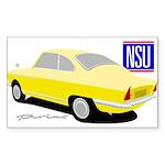 NSU Sport Prinz Sticker