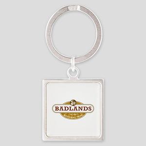 Badlands National Park Keychains