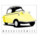 Messerschmitt Small Poster
