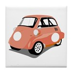 Isetta Racing Tile Coaster