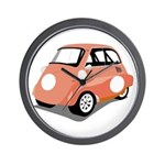 Isetta Racing Wall Clock