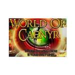 World of Caenyr Magnet