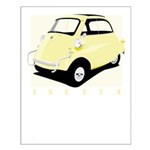 Fullerton Isetta Poster