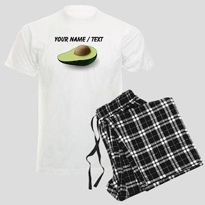 Custom Avocado pajamas