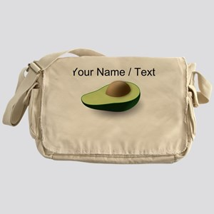 Custom Avocado Messenger Bag