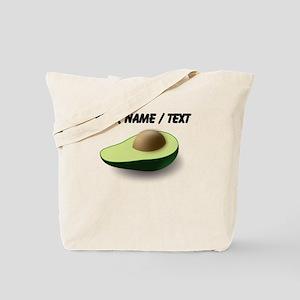 Custom Avocado Tote Bag