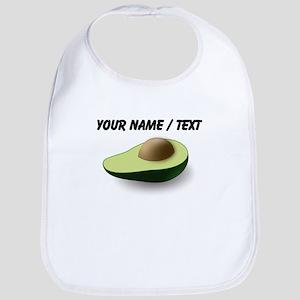 Custom Avocado Bib