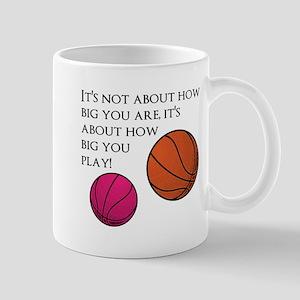 How Big You Are Mugs